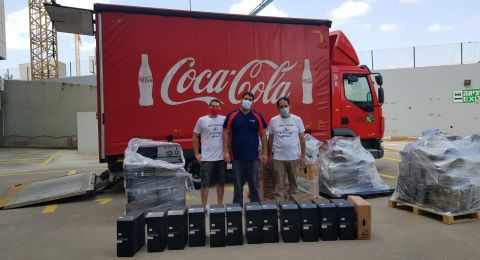 كوكا-كولا تطلق مشروعاً واسع النطاق لتقليص الفجوات التكنولوجية في هذه الفترة