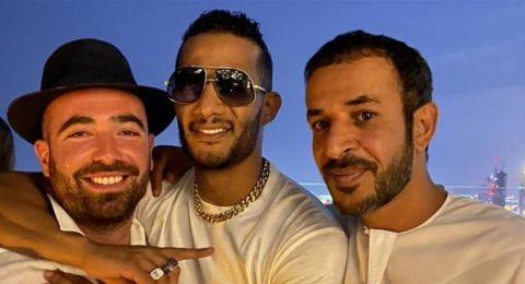 محمد رمضان: ترقبوا حفلي في فلسطين قريبًا