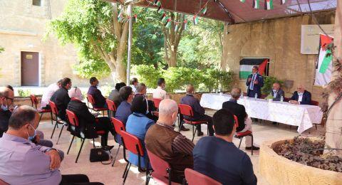 سلطة جودة البيئة تفتتح المعسكر البيئي الشتوي الأول في اريحا