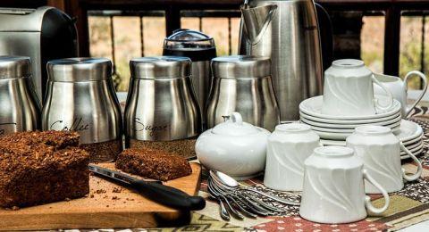 بالصور .. أفكار مختلفة لتنسيق ركن القهوة المنزلي