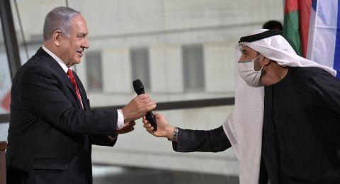 نتنياهو يستقبل الرحلة التجارية الأولى من دبي: نصنع التاريخ!
