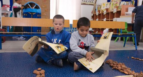 مكتبة الفانوس تفوز بجائزة تقدير دوليّة كأفضل وأكبر مشروع للقراءة في العالم