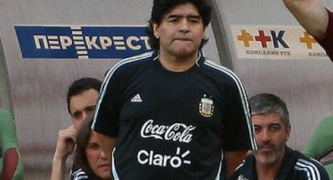 كشف سبب وفاة مارادونا بعد تشريح جثته
