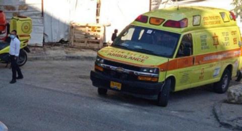 مصرع عامل اثر انهيار بورشة بناء في هرتسليا