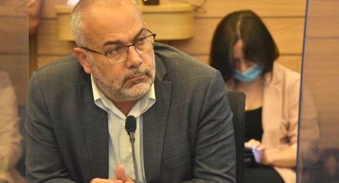النائب أسامة سعدي يتفوّق في العمل البرلماني وفقا لمعطيات الكنيست