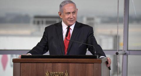 نتنياهو: لا شك أن إسرائيل في طريقها إلى الانتخابات