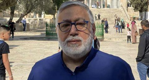 وفاة الاعلامي خميس أبو العافية من يافا اثر اصابته بالكورونا