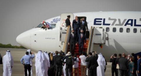 إسرائيل تصادق على اتفاقية الإعفاء من التأشيرات مع الإمارات