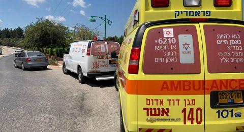 شعب: اصابة خطرة لشاب بعيار ناريّ