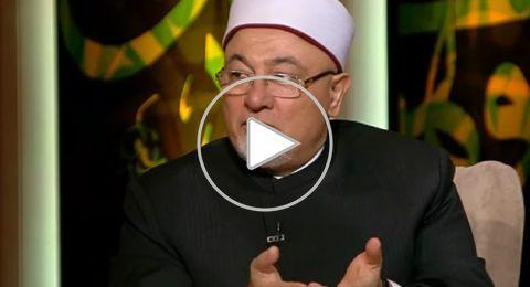 الداعية خالد الجندي: ما قاله الرسول فى العادات والتقاليد ليس بالضرورة أن يكون وحيا