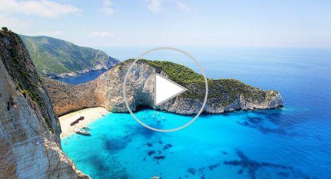 سياحة في أجمل جزر اليونان الأيونية