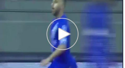 بالفيديو: الدوري الإماراتي يشهد فوز النصر بهدف رائع لضياء سبع