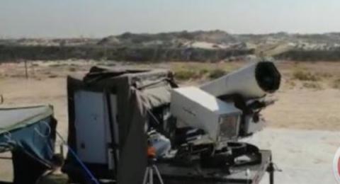 اسرائيل تكشف عن سلاح جديد لاسقاط