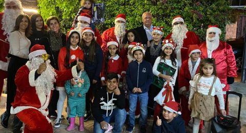 الكنائس المسيحية حسب التقويم الغربي تبدأ احتفالاتها بعيد الميلاد المجيد