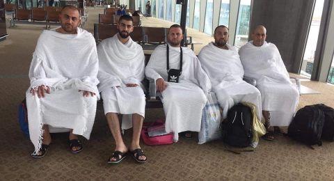 الحاج زياد خيري- لجنة الحج والعمرة: تم حل إشكال المعتمرين ونقلوا الى الفندق