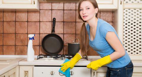 خطوات أساسية للحفاظ على نظافة المطبخ... اتّبعيها!