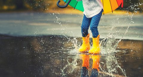 الطقس: جو غائم وشديد البرودة وأمطار متفرقة اليوم