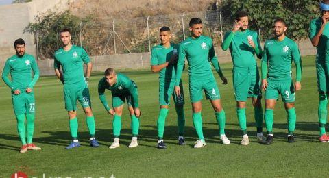 بعد 10 مباريات بدون فوز..الاخاء النصراوي يفوز على عكا (2-0)