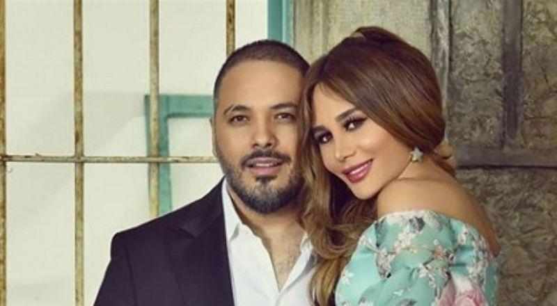 رامي عيّاش يعايد زوجته بطريقة مختلفة.. وصورة