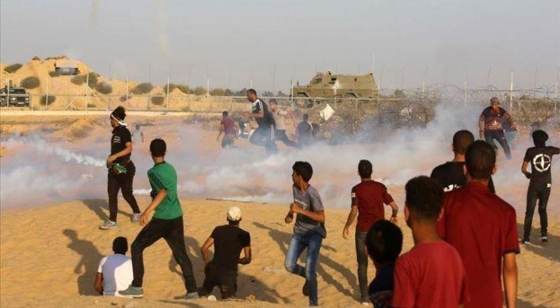 غزة تستعد للجمعة الأخيرة من مسيرات العودة