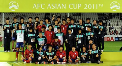 كوريا الجنوبية تنتزع المركز الثالث على القارة الآسيوية