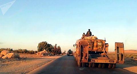 الجيش السوري يطهر 8 بلدات وقرى جديدة من مسلحي