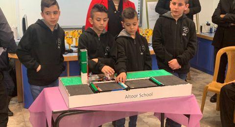 يوم STEM في مدرسة الطور الابتدائيّة – دبورية