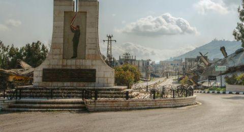 مقتل مدني باستهداف سيارته من قبل طائرة إسرائيلية مسيرة بمحافظة القنيطرة جنوب سوريا