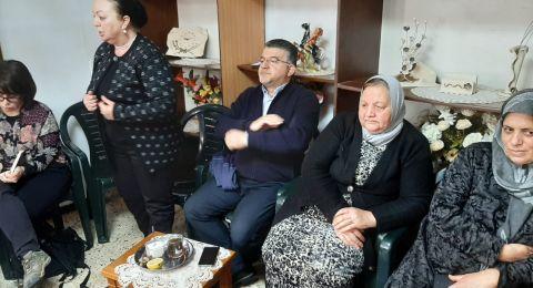 امّ الفحم: اجتماع نسائي لدعم المشتركة بحضور النائب جبارين ود. حصري-محاميد