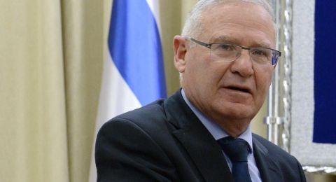 يادلين: لا مفر من عملية عسكرية واسعة في غزة