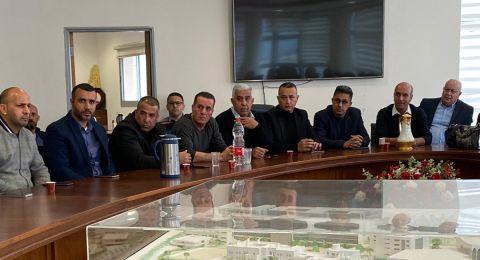 رئيس بلدية سخنين: نؤكد أنه لا توجد اصابات كورونا في المدينة