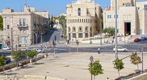 اتهام مفتش بناء في بلدية القدس، مصمم معماري و