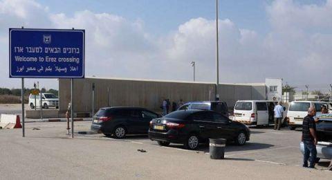 إسرائيل تعلن عن إجراءات جديدة على معبر إيرز بسبب (كورونا)