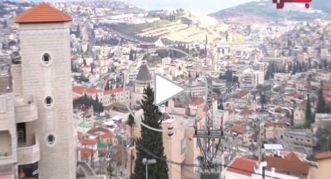 من زقاقات الناصرة، صوتك مؤثر