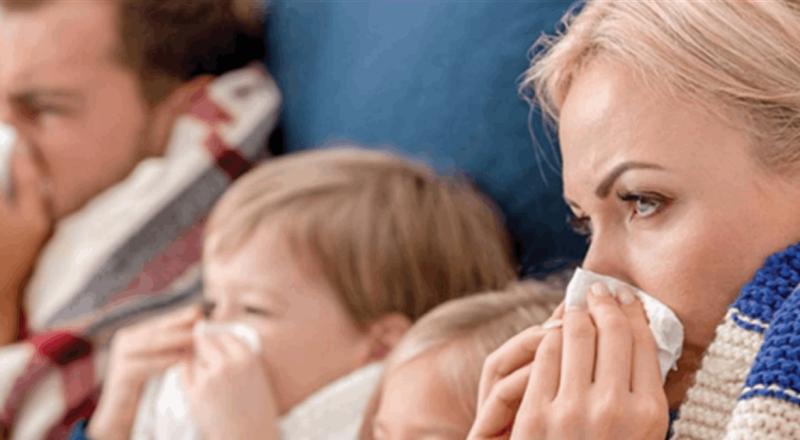 هكذا تحمين عائلتك من الانفلونزا