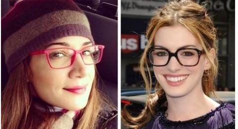 النظارات الطبية: حاجة النجمات أم موضة؟