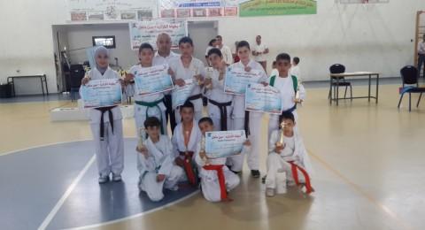 إنجازات مشرّفة لطلاب كراتية مركز الشيخ زكي ياب