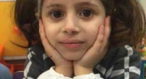 وفاة الطفلة رانسي جبارين في الصف الاول في ابتدائية مشيرفة