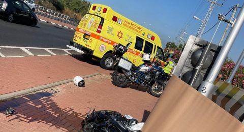 سامر سمارة من الطيرة .. ضحية حادث الطرق على شارع 553
