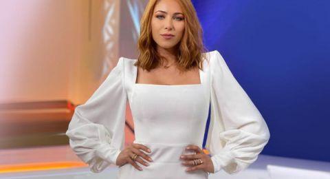 كيف نسّقت دانييلا رحمة اللون الأبيض؟