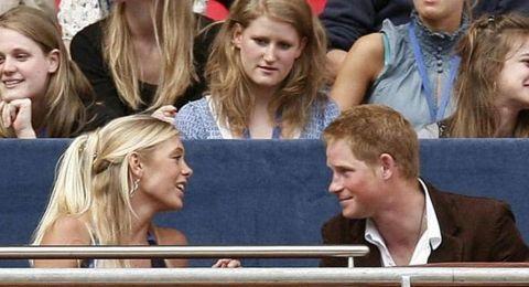صديقة الأمير هاري السابقة تكشف