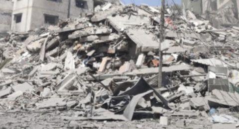 الاتحاد الأوروبي: لن نمول اعادة اعمار غزة دون اطلاق مسار مفاوضات