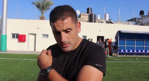 اللاعب عباس صوان: رفضنا المشاركة في مباراة على أرض اللد بسبب رفيفو