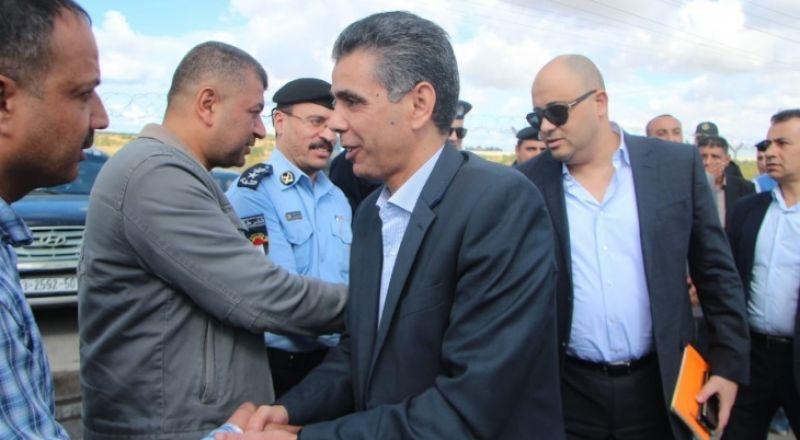 حماس تتحدث عن زيارة الوفد الامني المصري