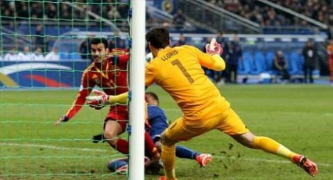 أرقام قياسية جديدة في انتظار المنتخب الإسباني بمباراة نيجيريا