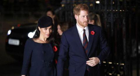 الأمير هاري يقاطع كل من ينتقد ميغان ماركل