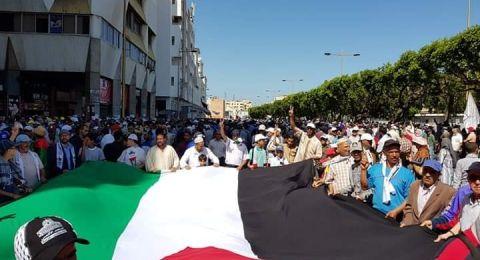 عليان: المغاربة اثبتوا من جديد ان القضية الفلسطينية، مغربية بإمتياز
