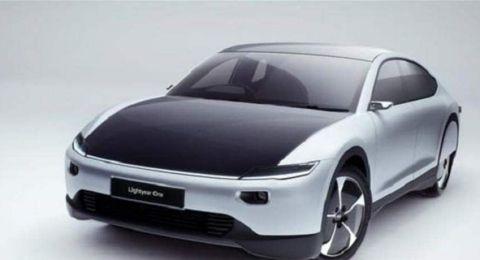 سيارة شمسية خارقة بسعر خيالي!