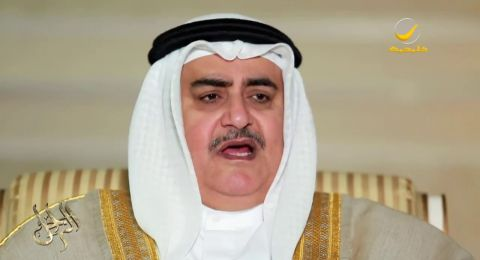 وزير الخارجية البحريني: قريبون من موقف تل أبيب تجاه إيران