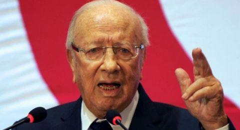 تعرض الرئيس التونسي إلى وعكة صحية حادة ونقله إلى المستشفى العسكري